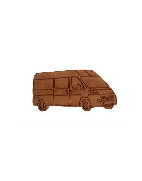 Camper - of caravanplank op maat